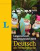 Langenscheidt Sprachkalender 2019: Deutsch als Fremdsprache