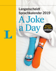 Langenscheidt Sprachkalender 2019: A Joke a Day