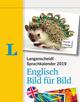 Langenscheidt Sprachkalender 2019: Englisch Bild für Bild