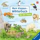 Mein Klappen-Wörterbuch: Bei den Tieren