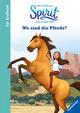 Dreamworks Spirit Wild und Frei: Wo sind die Pferde? - Für Erstleser