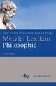 Metzler Philosophie-Lexikon