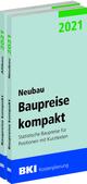BKI Baupreise kompakt 2021 - Neubau + Altbau