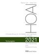HOAI 2021 - Textausgabe Honorarordnung für Architekten und Ingenieure