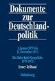 Dokumente zur Deutschlandpolitik VI/2