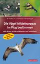 Die Vögel Mitteleuropas im Flug bestimmen