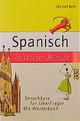 Spanisch in letzter Minute