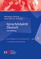 Sprachdidaktik Deutsch
