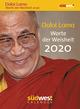 Dalai Lama - Worte der Weisheit 2020