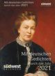 Mit deutschen Gedichten durch das Jahr 2021