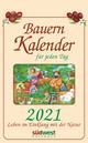 Bauernkalender für jeden Tag 2021