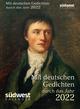 Mit deutschen Gedichten durch das Jahr 2022