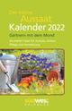 Der kleine Aussaatkalender 2022