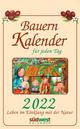 Bauernkalender für jeden Tag 2022