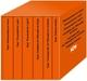 Die Hauptwerke Phänomenologie des Geistes. Wissenschaft der Logik I. Wissenschaft der Logik II.Grundlinien der Philosophie des Rechts. Politische Schriften. Vorlesungen über die Philosophie der Geschichte.