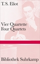 Vier Quartette/Four Quartets