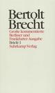 Werke. Große kommentierte Berliner und Frankfurter Ausgabe. 30 Bände (in 32 Teilbänden) und ein Registerband