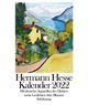 Hermann Hesse Kalender 2022