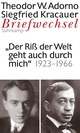 Briefwechsel 1923-1966