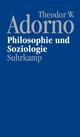 Philosophie und Soziologie (1960)