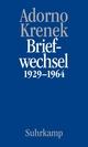 Briefwechsel 1929-1964