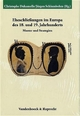 Eheschließungen im Europa des 18.und 19.Jahrhunderts