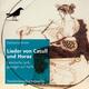 Lieder von Catull und Horaz