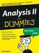 Analysis II für Dummies
