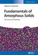 Fundamentals of Amorphous Solids