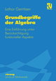 Grundbegriffe der Algebra
