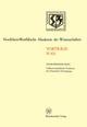 Volkswirtschaftliche Probleme der Deutschen Vereinigung