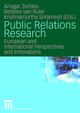 Public Relations Research