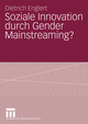 Soziale Innovation durch Gender Mainstreaming?