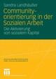Communityorientierung in der Sozialen Arbeit