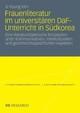Frauenliteratur im universitären DaF-Unterricht in Südkorea