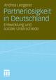 Partnerlosigkeit in Deutschland