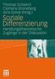 Soziale Differenzierung