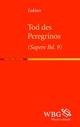 Lukian, Der Tod des Peregrinos