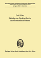 Beiträge zur Strukturtheorie der Grothendieck-Räume