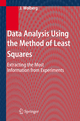 Data Analysis Using the Least-Squares Methods