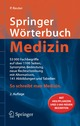 Springer Wörterbuch Medizin