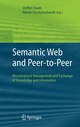 Semantic Web and Peer-to-Peer