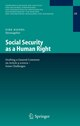 Social Security as a Human Right