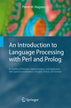 An Introduction to Language Processing with Perl and Prolog