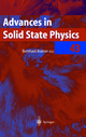Advances in Solid State Physics 43