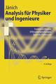 Analysis für Physiker und Ingenieure