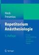 Repetitorium Anästhesiologie