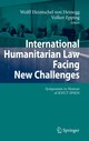 International Humanitarian Law Facing New Challenges