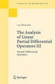 The Analysis of Linear Partial Differential Operators III