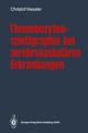 Thrombozytenszintigraphie bei zerebrovaskulären Erkrankungen